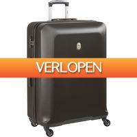 Coolblue.nl 3: Delsey Biela 4 Wheel trolley