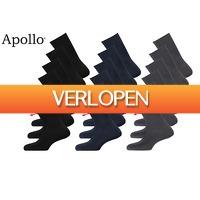 VoucherVandaag.nl 2: 6-pack Apollo anti-press sokken