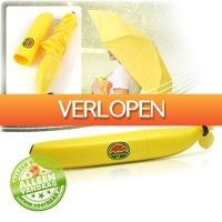 voorHAAR.nl: Banana paraplu