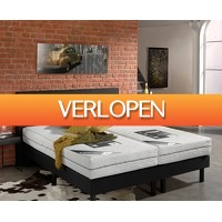Groupdeal: Pocketveer traagschuim matras