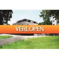 Hoteldeal.nl 1: 3 dagen in de bossen bij Nijmegen