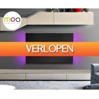 Voordeelvanger.nl 2: Elektrische Moa Design sfeerhaard