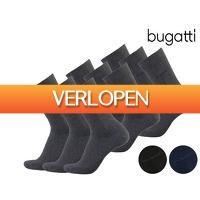 iBOOD Sports & Fashion: 9-pack Bugatti business sokken