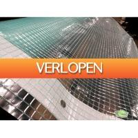 Warentuin.nl: Gewapend plastic folie