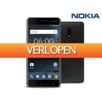 iBOOD Electronics: Nokia 6 smartphone