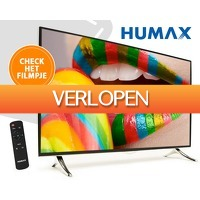 1DayFly: Humax 49 inch 4K Pure Vision display