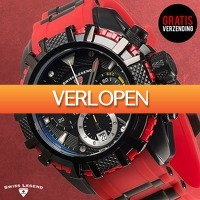 Watch2day.nl: Swiss Legend Abyss Chronographs