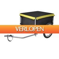 VidaXL.nl: Fietskar 65 kg