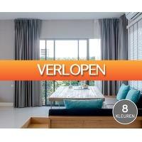 Voordeelvanger.nl: Moderne blackout gordijnen