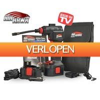 Voordeelvanger.nl 2: Air Hawk Pro luchtcompressor