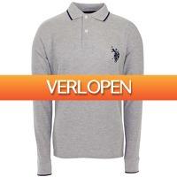 Brandeal.nl Trendy: U.S. Polo Assn. Polo Longsleeve