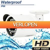 Uitbieden.nl 3: Outdoor IP-camera met bewegingsdetectie