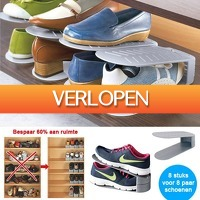 Gadgetsgift.nl: Schoenen opbergsysteem
