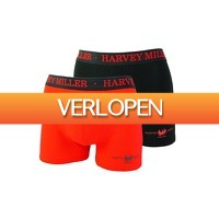 CheckDieDeal.nl: 2-pack boxershorts Harvey Miller