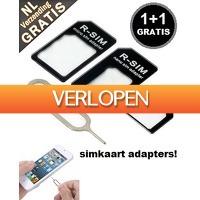 Mob-Com: SIM-kaart adapter set