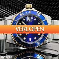 Watch2day.nl: Invicta Pro Diver Automatics