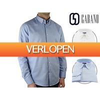 iBOOD Sports & Fashion: Gabano overhemd