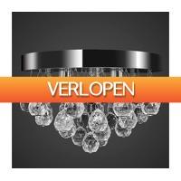 VidaXL.nl: Plafondlamp kroonluchterontwerp
