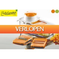 VoucherVandaag.nl 2: Maestro multipurpose dicer