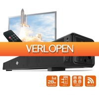 Voordeelvanger.nl: Dutch Originals Bluetooth soundbar speaker