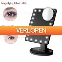 HelloSpecial.com: Veiling: MakeUp Cosmetic LED-spiegel