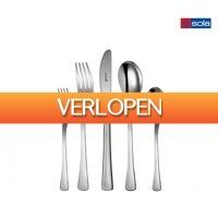 Koopjedeal.nl 2: Luxe 90-delige bestekset van Sola