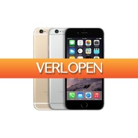 Groupon 2: Apple iPhone 6 refurbished