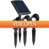 Coolblue.nl 1: 3 x Duracell Solar LED Strahler