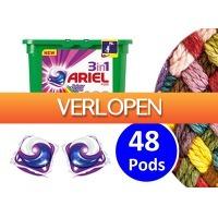 DealDonkey.com 2: Ariel 3-in-1 Pods Color