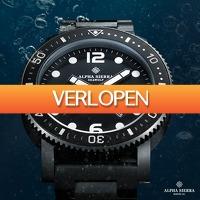Watch2day.nl: Alpha Sierra Seawolf Divers