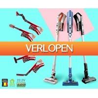 Voordeelvanger.nl: VSmach280 snoerloze steelstofzuiger