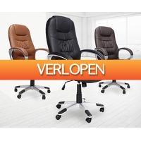 Voordeelvanger.nl 2: Luxe verstelbare bureaustoel