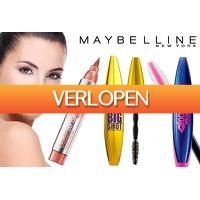 VoucherVandaag.nl 2: Maybelline mascara