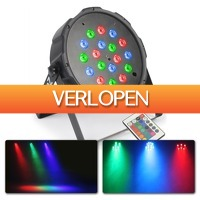 MaxiAxi.com: BeamZ FlatPAR LED spot