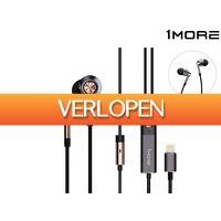 iBOOD Electronics: 1More Triple Driver  in-ear oordoppen