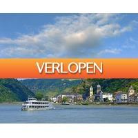 Hoteldeal.nl 2: 4 dagen in de romantische Midden-Rijn