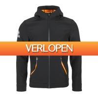Plutosport offer: Superdry Mountaineer softshell jacket