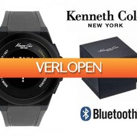 Dealwizard.nl: Kenneth Cole Connect smartwatch