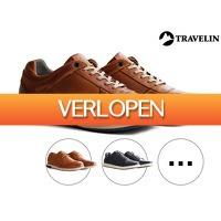 iBOOD Sports & Fashion: Travelin' leren herensneakers