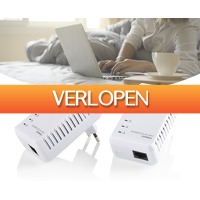 Groupdeal 3: Topcom ethernet kit
