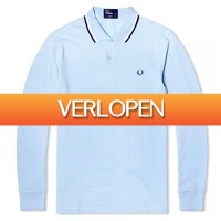 Onedayfashiondeals.nl 2: Fred Perry LS polo