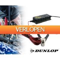 Stuntwinkel.nl: Dunlop acculader druppelaar met LED display