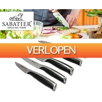 Groupdeal 3: Sabatier High Carbon 5-delige messenset