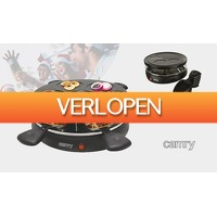 Euro2deal.nl: Gourmet en raclette stel