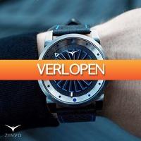 Watch2day.nl: Zinvo Blade Rotating Turbine Automatics