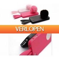 Multismart.nl: iPhone 5(s) iBunny case