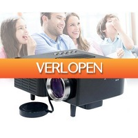 Groupdeal 2: LED-projector