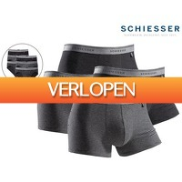 iBOOD Sports & Fashion: 4 x Schiesser boxershorts of 6 x slips