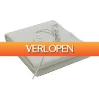SelectDeals.nl: Adler AD 7409 1-persoons elektrische deken