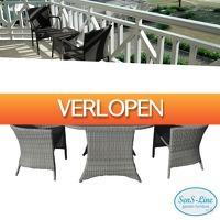 Wilpe.com - Outdoor: SenS-Line balkon set